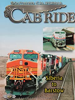 Southern California Cab Ride-Siberia to Barstow