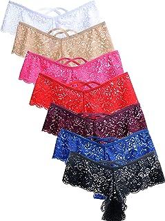 Amazon.es: braga - Tangas / Braguitas y culottes: Ropa