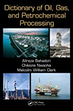 Dictionary of Oil, Gas, and Petrochemical Processing (English Edition)