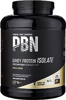 Premium Body Nutrition - Aislado de proteína de suero de