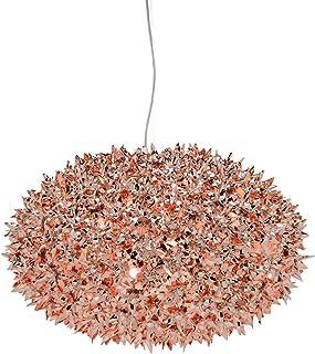 Kartell Bloom, Lampe de Suspension, Moyenne, Cuivre