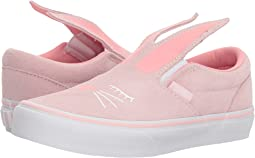 Vans Kids Slip-On Bunny (Little Kid/Big Kid)