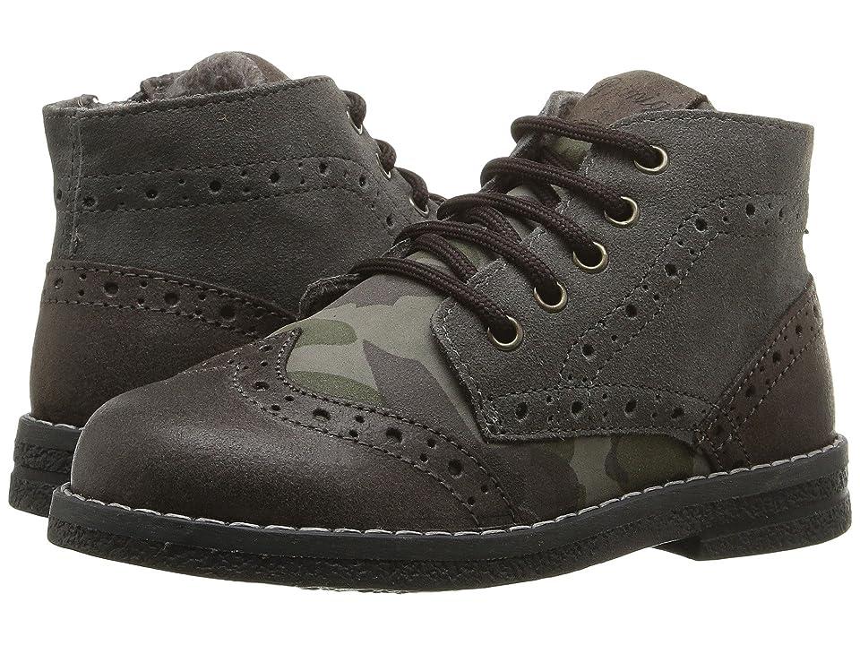 Primigi Kids Ariosto (Toddler) (Brown) Boys Shoes