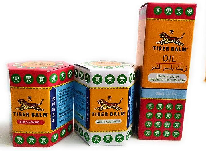 Balsamo di tigre rosso, 19,4 g, unguento -3508762