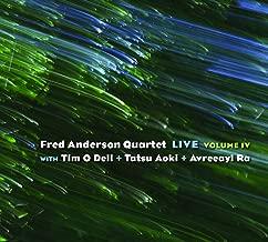 Fred Anderson Quartet Live Volume IV
