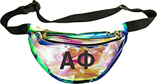 Alpha Phi - Sorority Fanny Pack - Stadium Approved Waist Pack