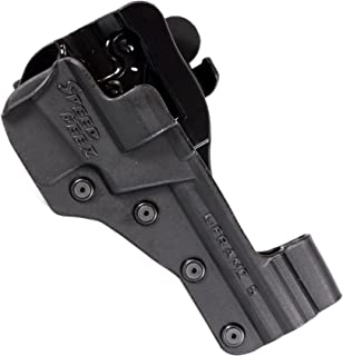 Speed Beez Outside The Waist Band S&W 686, 986 5 Inch Tactical Revolver Holster (Fits Any Smith & Wesson 5 Inch L-Frame) USPSA Legal Speed Rig