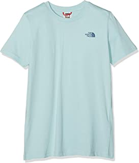 North Face Y Ss Simple Dome Tee Short Sleeve T-Shirt