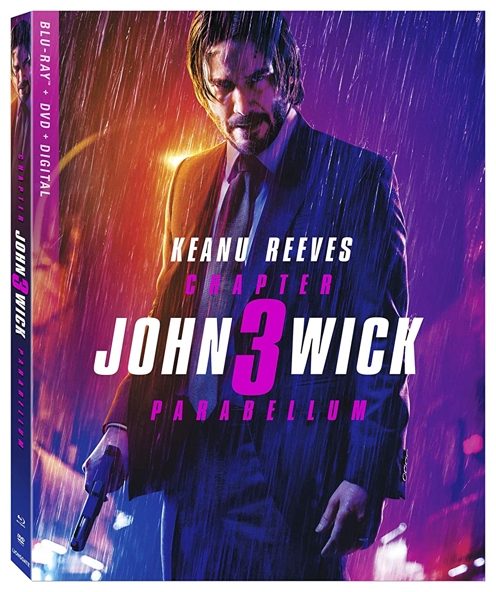 アパート観光マージJohn Wick: Chapter 3--Parabellum [Blu-ray]