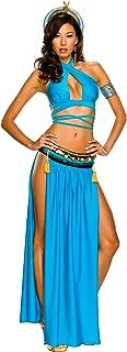 Secret Wishes Playboy Sexy Cleopatra Costume, Blue