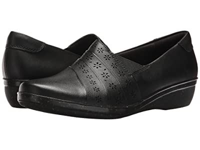 Clarks Everlay Uma (Black) Women