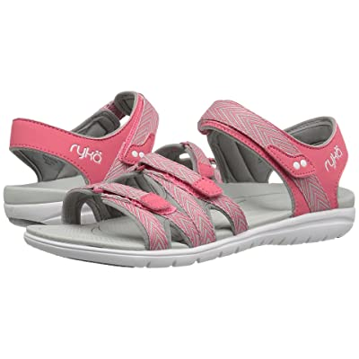 Ryka Savannah (Calypso Coral/Frost Grey/Summer Grey) Women