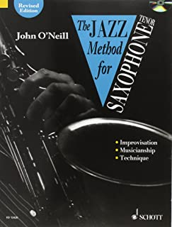 The Jazz Method for Saxophone, Volume 1: Tenor