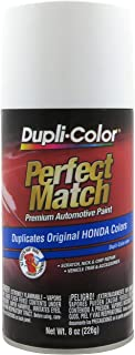 Dupli-Color EBHA09947 White Pearl Honda Perfect Match Automotive Paint - 8 fl. oz. Aerosol