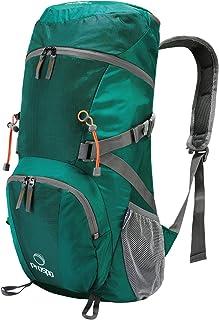 40L Zaino da Trekking Pieghevole Leggero Zaino da Campeggio Zaino da Arrampicata Zaino da Viaggio Grande da Viaggio per Trekking con Zaino