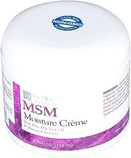 msm face cream
