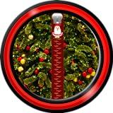 Locker de la pantalla - árbol de Navidad