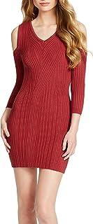 فستان حريمي ضيق على الكتف البارد من Jessica Simpson