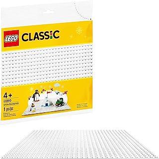 Lego Classic Placa de Construção Branca 11010