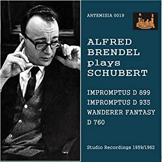 4 Impromptus, Op. 90, D. 899: No. 3 in G-Flat Major