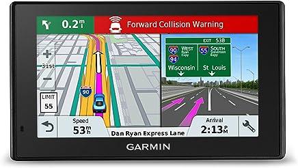 Garmin DriveAssist 51 NA LMT-S rastreador con mapas y estado de tráfico a tiempo real, cámara a bordo, alertas, estacionamiento en tiempo real, notificaciones y activación por voz