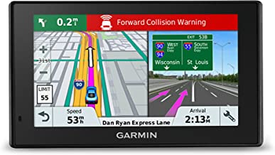$208 » Garmin DriveAssist 51 NA LMT-S w/Lifetime Maps/Traffic, Dash Cam, Camera-assisted Alerts, Lifetime Maps/Traffic,Live Parking, Smart Notifications, Voice Activation
