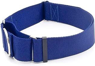 2 Inch Width Martingale Dog Collars - Heavy Duty Nylon (2