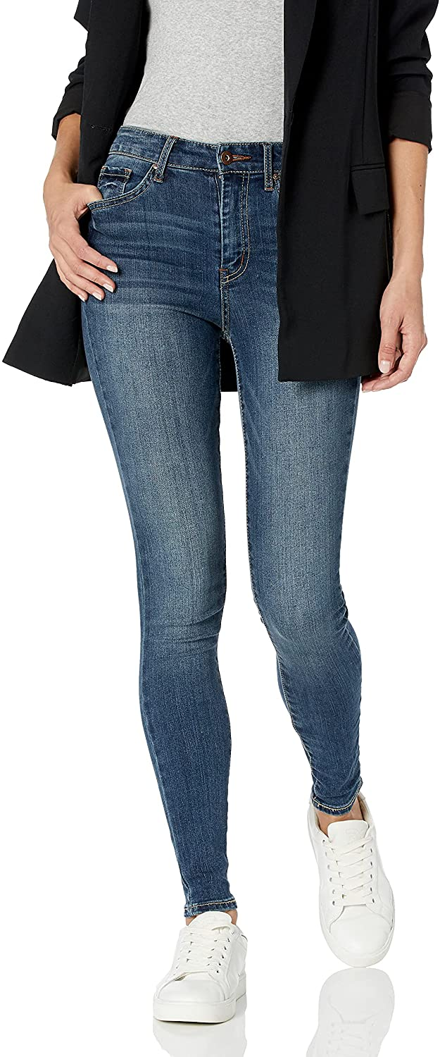 Jessica Simpson Super Translated sale period limited Women's Curvy Skinny Rise High Jeans