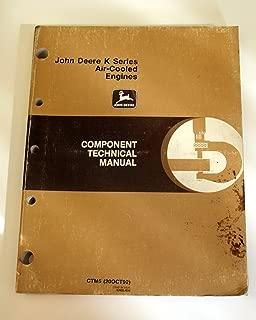 Best john deere component technical manual Reviews