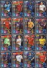 Match Attax Champions League 18//19 Liverpool 18 Carte Team Set-équipe complète