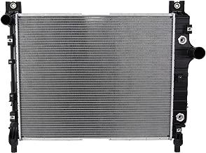 NEW RADIATOR ASSEMBLY FITS DODGE 00-04 DAKOTA 4.7L 5.2L 5.7L V8 5211CC 285 CID 8012294 52028818AD 3516 CH3010286 REA41-2294A