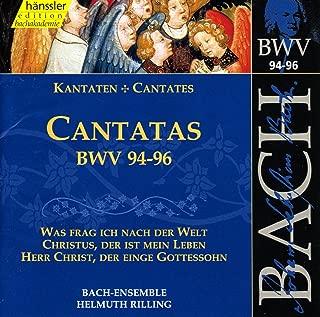 Bach, J.S.: Cantatas, Bwv 94-96