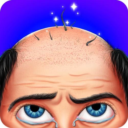 Krankenhaus für Haartransplantation - Kids Doctor Game