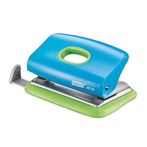 Rapid FC10 Hole Punch - Blue/Green