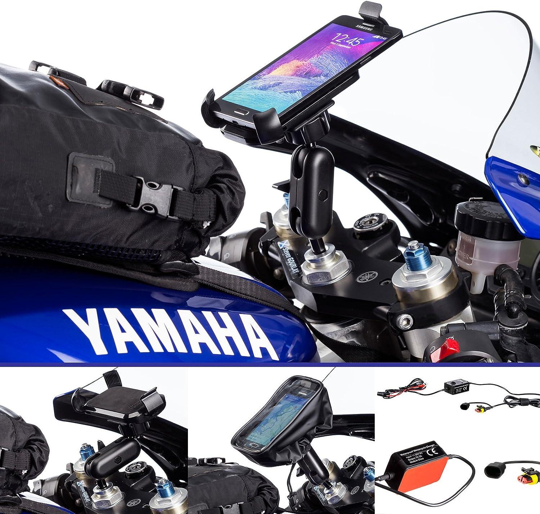 Ultimateaddons Motorrad Gabel Vorbau Verlängerter Elektronik