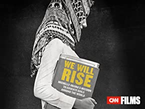 We Will Rise: Michelle Obama's Missiong to Educate Girls Around the World