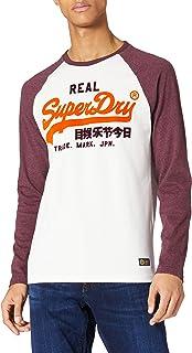 Superdry Men's M6010456A Shirt