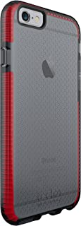 Tech21 Evo Mesh for iPhone 6/6S - Smokey/Red