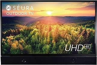 $5999 Get Séura Shade Series 75-inch Weatherproof 4K Ultra HD Outdoor TV with Soundbar (2019)