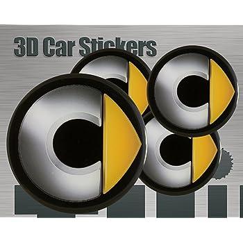 30 mm Think Ink Autocollants 3D Imitation Toutes Les Tailles Nouveau