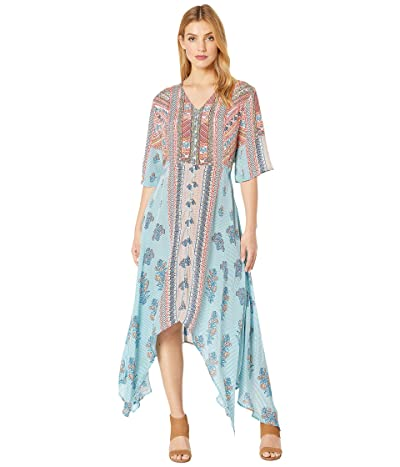 Tolani Clarissa Maxi Dress (Fire) Women
