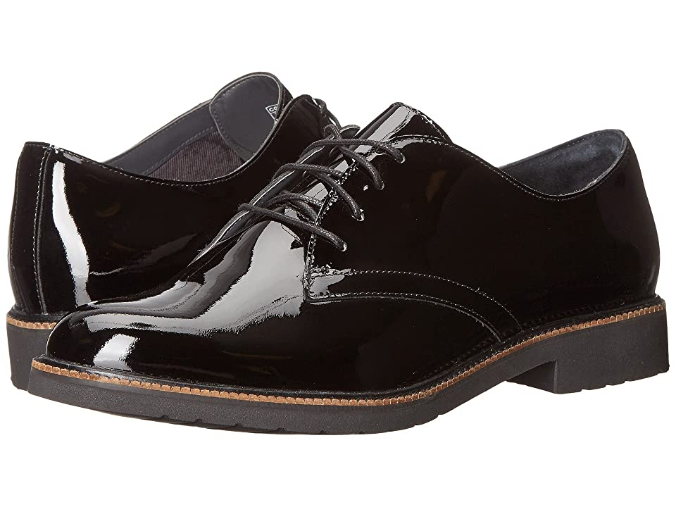 Rockport Total Motion Abelle Lace-Up (Black Patent) Women