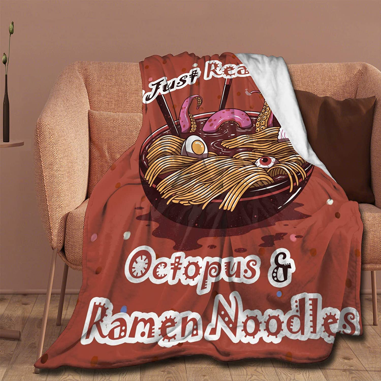 trend rank NIUJINMALI I Just Really Like Octopus Noodles and Our shop OFFers the best service Throw Ramen 2