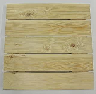 Lot de 25 paliers dappoint r/églables en hauteur pour planches de terrasse pieds de 40 mm /à 65 mm