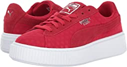 PUMA Basket Platform Denim