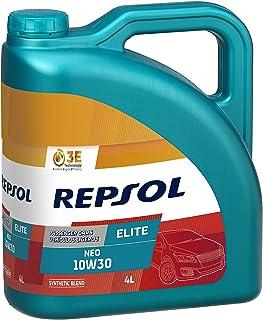 Repsol RP137B54 Elite Neo 10W-30 Aceite de Motor para Coche, 4 L