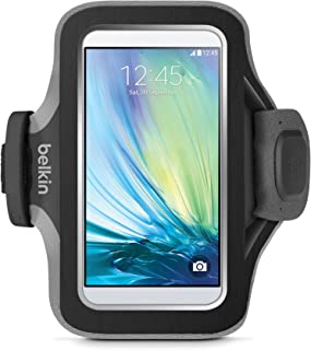 Belkin Slim-Fit Armband for Samsung Galaxy S6 and Galaxy S6 Edge (Black)