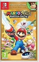 Mario + Rabbids Kingdom Battle Gold Edition Nintendo Switch Game
