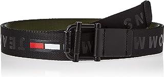 Multicolore Multi 0Gj Uomo , Taglia Produttore: 100 Tommy Hilfiger Tjm Explorer Belt 3.5 Cintura
