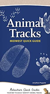 Animal Tracks of the Midwest